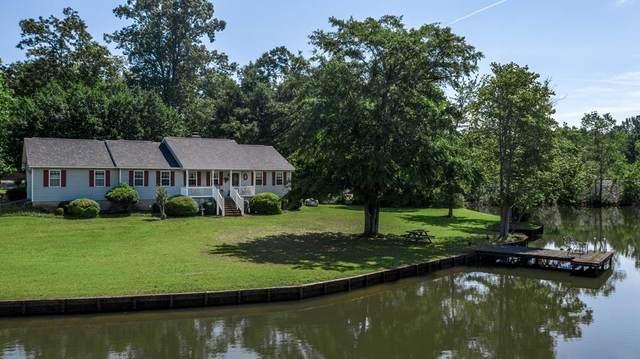 151 Meriwether Lane, Milledgeville, GA 31061 (MLS #44823) :: Lane Realty