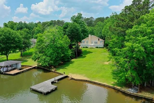 130 Myrick Rd, Milledgeville, GA 31061 (MLS #44851) :: Lane Realty