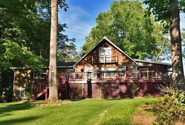 150 Possum Point Drive, Eatonton, GA 31024 (MLS #44866) :: Lane Realty