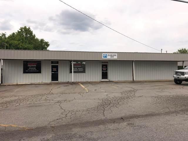 813 Elbert, Milledgeville, GA 31061 (MLS #44887) :: Lane Realty