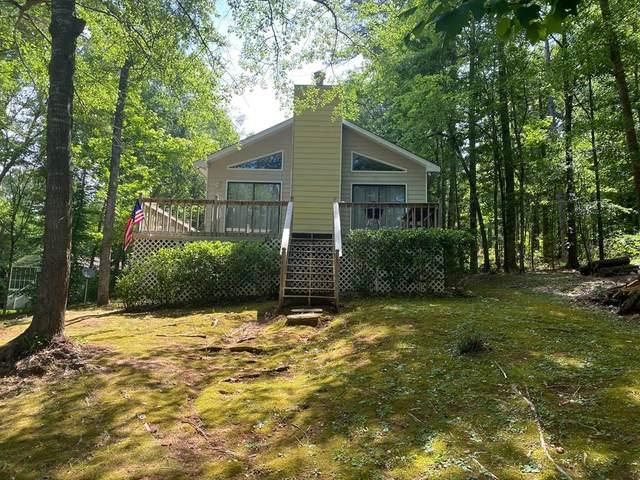 133 Sunfish Trail, Eatonton, GA 31024 (MLS #44890) :: Lane Realty