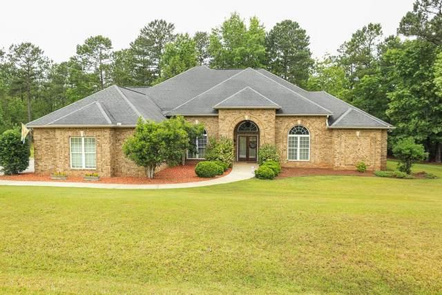 2271 Fox Creek Drive, Haddock, GA 31033 (MLS #44911) :: Lane Realty