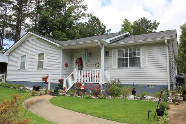 2458 River Ridge Rd, Milledgeville, GA 31061 (MLS #44923) :: Lane Realty
