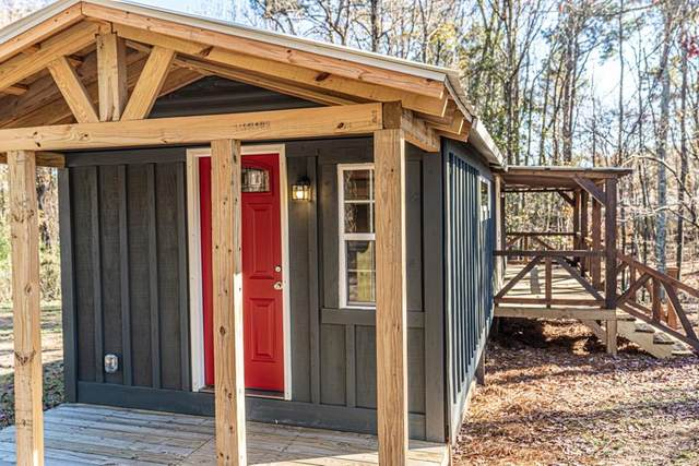 370 Log Cabin Rd., Milledgeville, GA 31061 (MLS #44935) :: Lane Realty