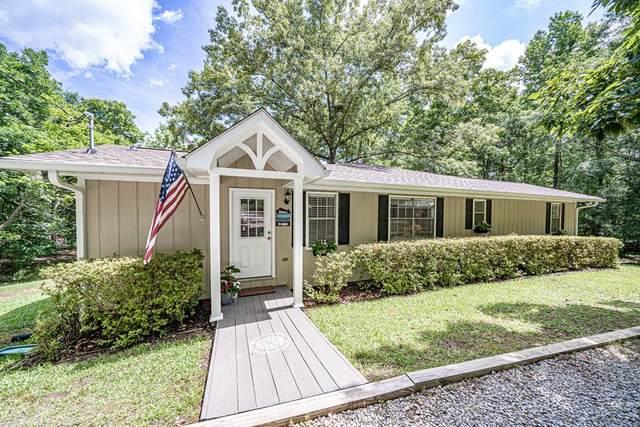 382 Hub Dent Road, Milledgeville, GA 31061 (MLS #44938) :: Lane Realty