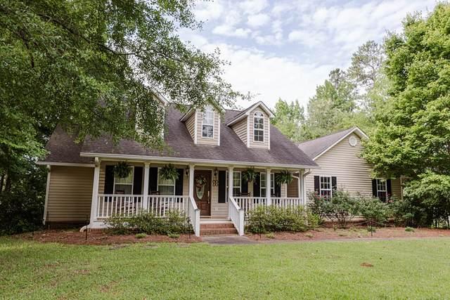 290 Parham Road, Milledgeville, GA 31061 (MLS #44957) :: Lane Realty