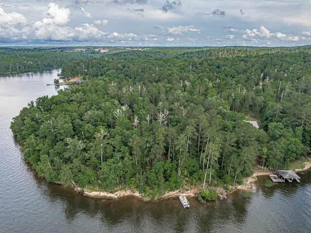 0 Lake Sinclair, Sparta, GA 31087 (MLS #45004) :: Lane Realty