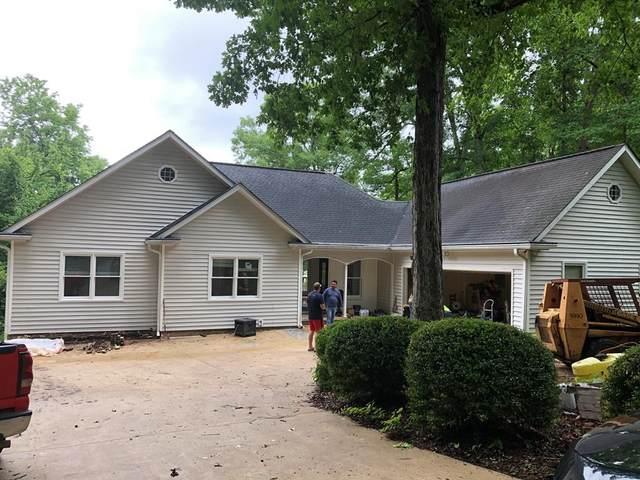 1180 Lake Crest Drive, Sparta, GA 31087 (MLS #45005) :: Lane Realty