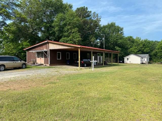 1050 Highway 49, Haddock, GA 31033 (MLS #45042) :: Lane Realty