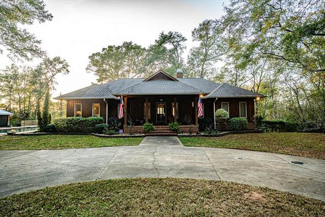 200 Old Country Club Road, Milledgeville, GA 31061 (MLS #45064) :: Lane Realty