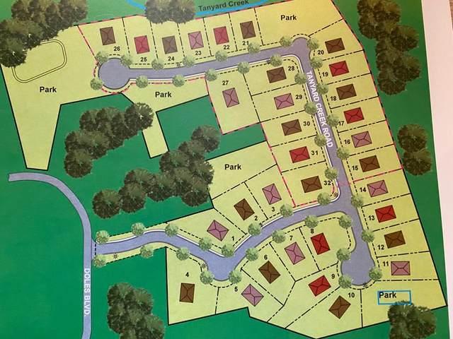 361 Doles Blvd, Milledgeville, GA 31061 (MLS #45071) :: Lane Realty