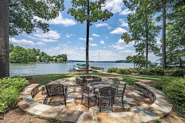 167 Blue Heron Drive, Eatonton, GA 31024 (MLS #45081) :: Lane Realty