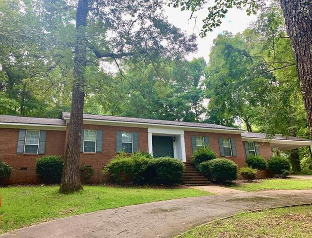 924 Evergreen Drive, Sandersville, GA 31082 (MLS #45087) :: Lane Realty