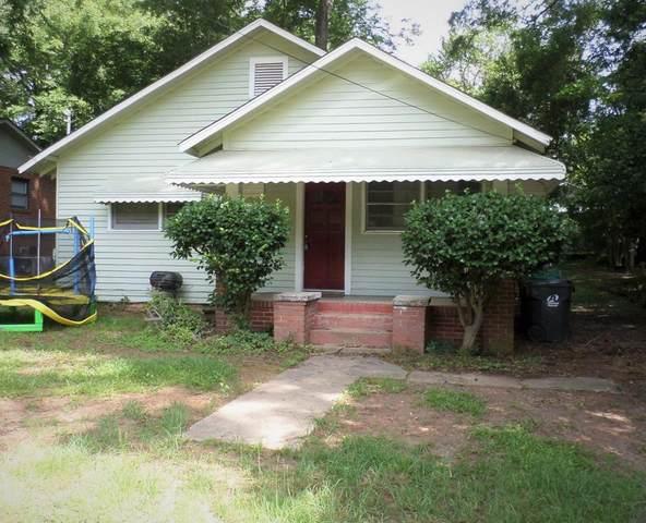 400 Montgomery St., Milledgeville, GA 31061 (MLS #45117) :: Lane Realty