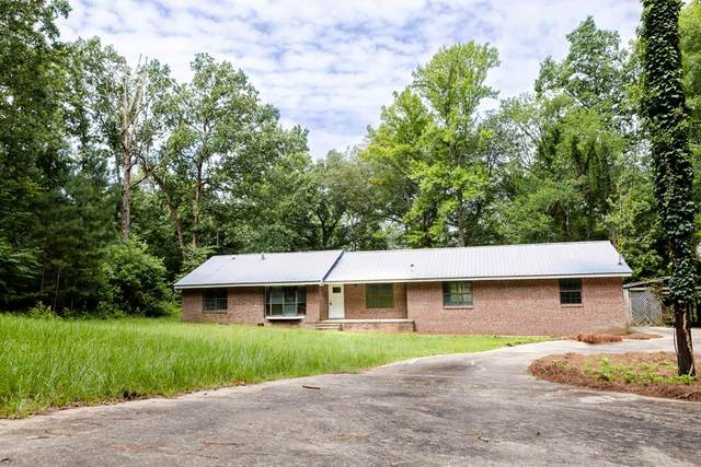 150 Cold Branch Road, Eatonton, GA 31024 (MLS #45118) :: Lane Realty