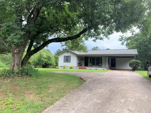 401 Sparta Highway Ne, Milledgeville, GA 31061 (MLS #45119) :: Lane Realty