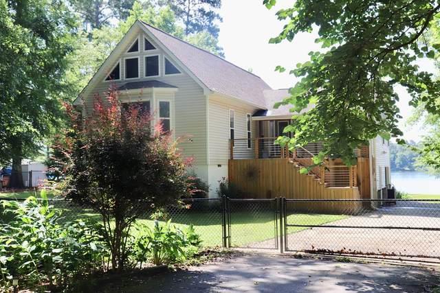 332 Rockville Springs Drive, Eatonton, GA 31024 (MLS #45144) :: Lane Realty