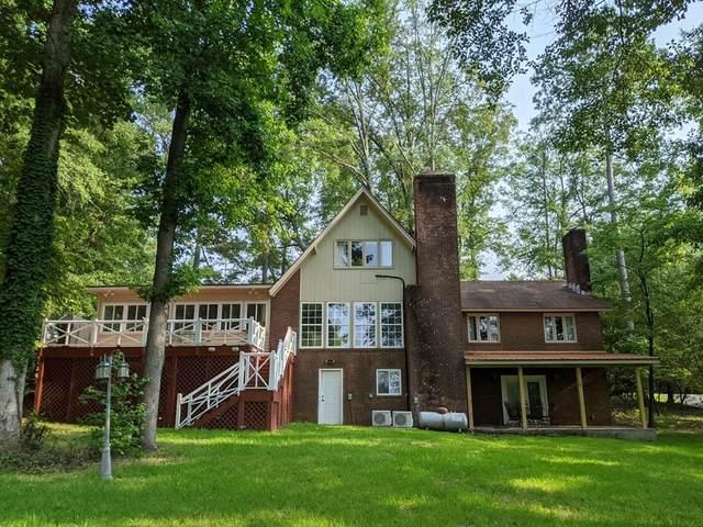 299 Lakeview Drive, Milledgeville, GA 31061 (MLS #45149) :: Lane Realty