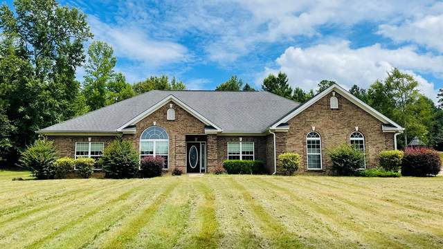 181 Crystal Ridge Drive, Milledgeville, GA 31061 (MLS #45151) :: Lane Realty