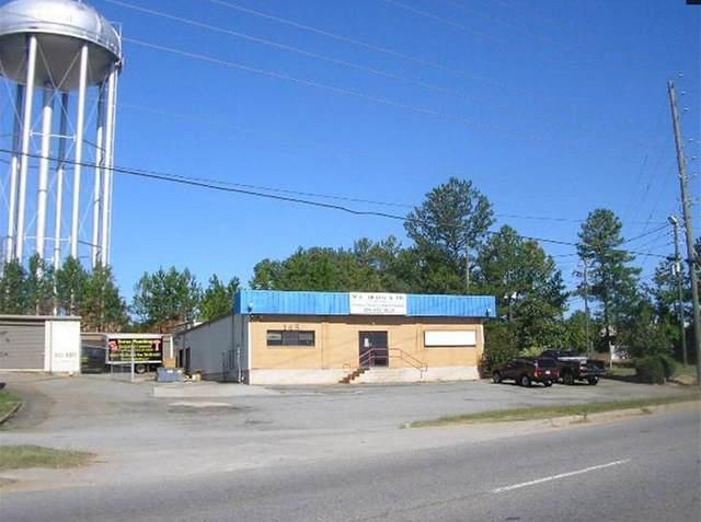 145 Roberson Mill, Milledgeville, GA 31061 (MLS #45158) :: Lane Realty