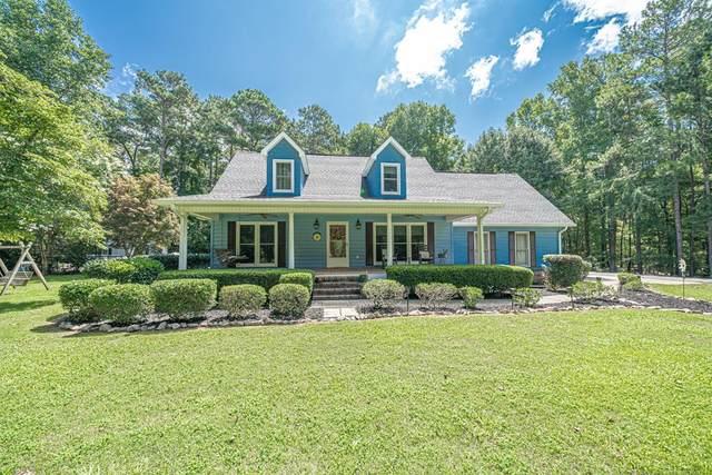 185 Pine Knoll Lane, Eatonton, GA 31024 (MLS #45162) :: Lane Realty
