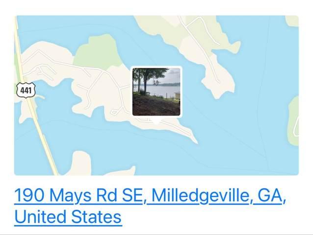 190 Mays Road, Milledgeville, GA 31061 (MLS #45164) :: Lane Realty