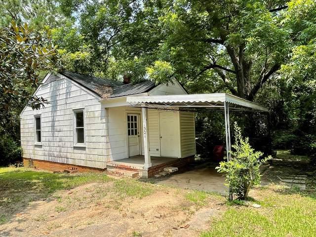 1301 Clarke, Milledgeville, GA 31061 (MLS #45171) :: Lane Realty