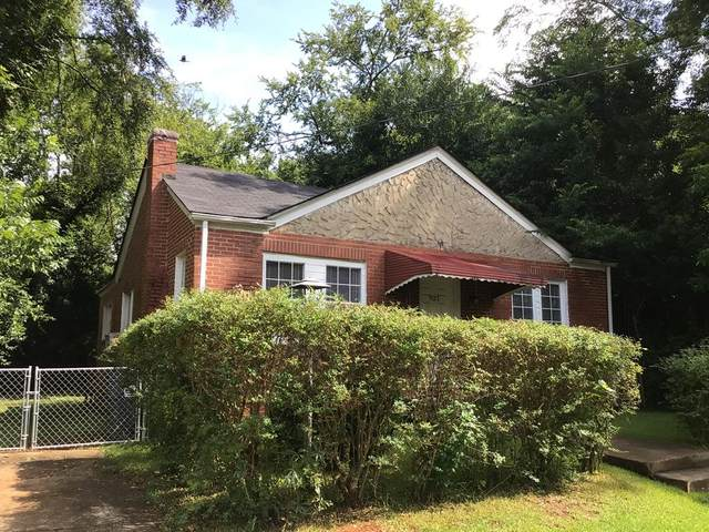 921 W. Thomas St., Milledgeville, GA 31061 (MLS #45176) :: Lane Realty