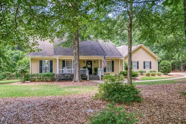 119 Reids Road, Eatonton, GA 31024 (MLS #45180) :: Lane Realty