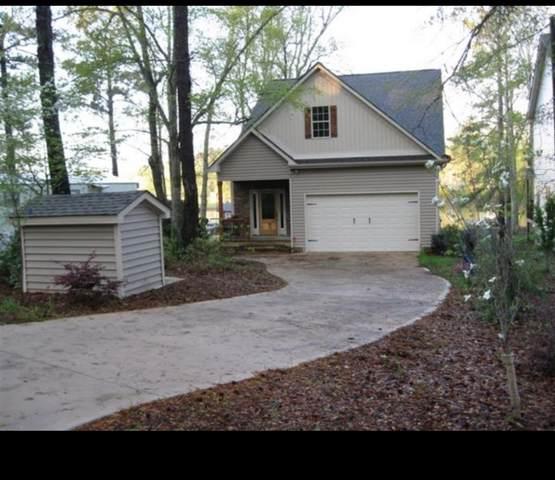 111B Welch Rd., Eatonton, GA 31024 (MLS #45188) :: Lane Realty