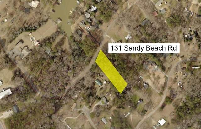 131 Sandy Beach, Milledgeville, GA 31061 (MLS #45193) :: Lane Realty