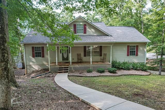 403 Long Shoals Drive, Eatonton, GA 31024 (MLS #45205) :: Lane Realty