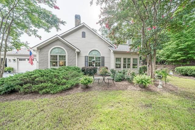 145 Edgewood Court, Eatonton, GA 31061 (MLS #45208) :: Lane Realty