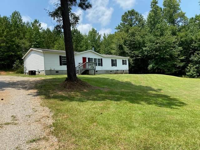 113 Bagley Rd, Eatonton, GA 31024 (MLS #45213) :: Lane Realty