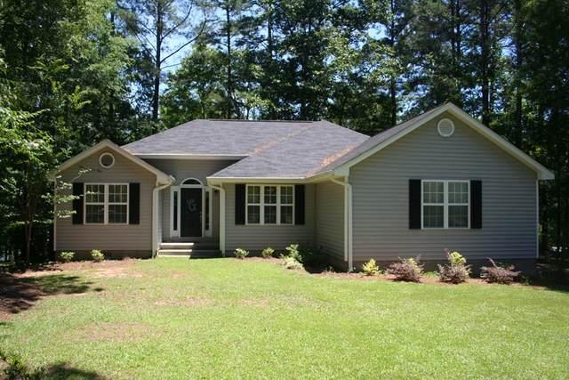 145 Oak Leaf Cir, Eatonton, GA 31024 (MLS #45265) :: Lane Realty