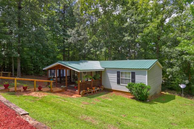 163 Edgewater Drive, Eatonton, GA 31024 (MLS #45302) :: Lane Realty