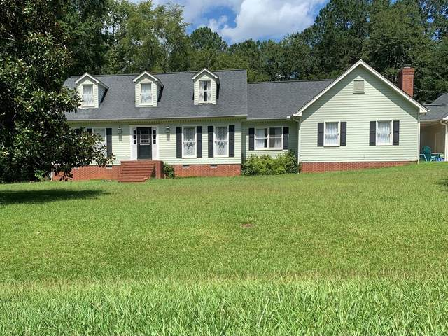 3709 Sussex Drive, Milledgeville, GA 31061 (MLS #45315) :: Lane Realty