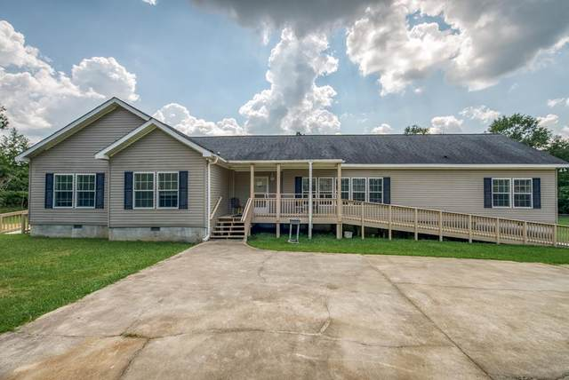 135 Lata Terrace Nw, Milledgeville, GA 31061 (MLS #45319) :: Lane Realty