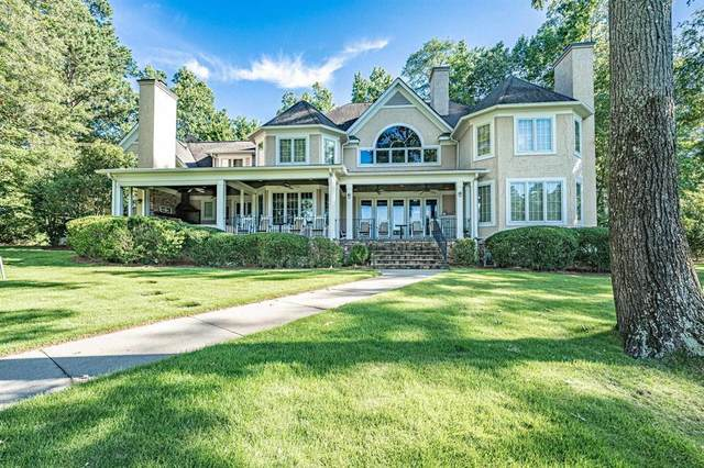 163 Blue Heron Drive, Eatonton, GA 31024 (MLS #45332) :: Lane Realty