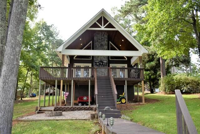 203 Pinewood Drive, Eatonton, GA 31024 (MLS #45343) :: Lane Realty