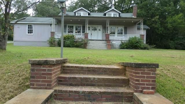 133 Swint Ave., Milledgeville, GA 31061 (MLS #45375) :: Lane Realty