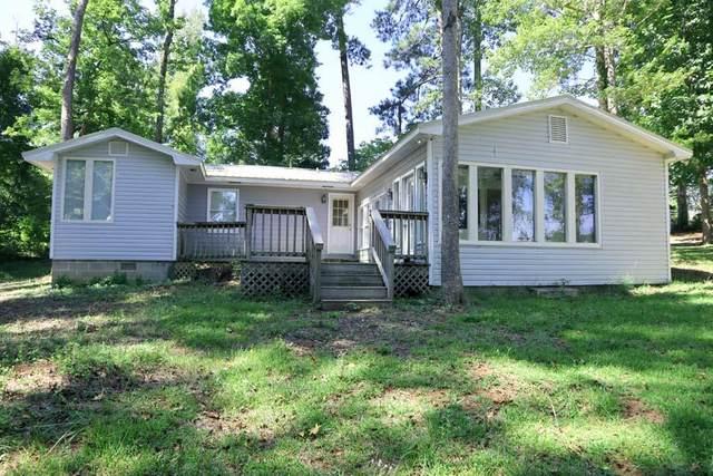 154 Cedar Ln., Eatonton, GA 31061 (MLS #45403) :: Lane Realty