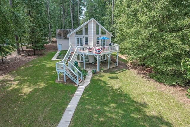 88 Woodland Way, Sparta, GA 31087 (MLS #45406) :: Lane Realty