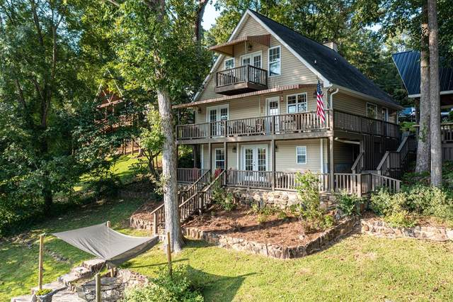 289 Thomas Drive, Eatonton, GA 31024 (MLS #45409) :: Lane Realty