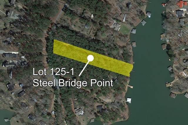 Lt 125-1 Steel Bridge Pt, Eatonton, GA 31024 (MLS #45414) :: Lane Realty