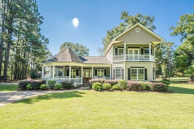 138 Spurgeon Drive Se, Milledgeville, GA 31061 (MLS #45513) :: Lane Realty