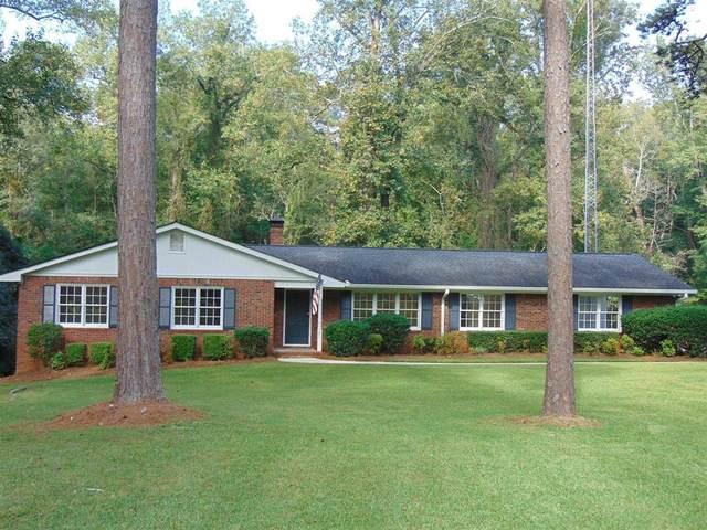 107 Windsor Drive, Eatonton, GA 31024 (MLS #45527) :: Lane Realty