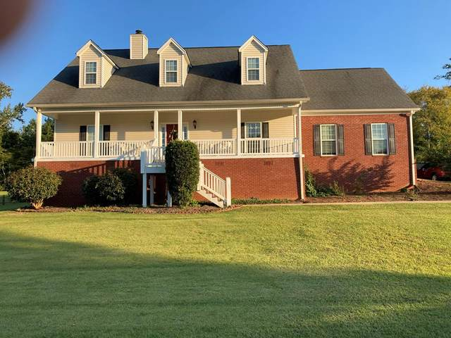 190 High Point Rd, Milledgeville, GA 31061 (MLS #45529) :: Lane Realty