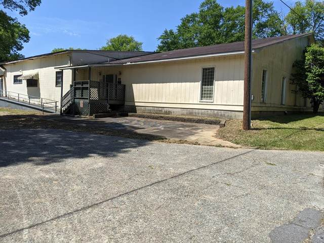 830 W. Charlton, Milledgeville, GA 31061 (MLS #45536) :: Lane Realty