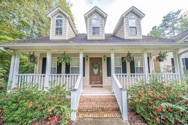 290 Parham Road Nw, Milledgeville, GA 31061 (MLS #45537) :: Lane Realty